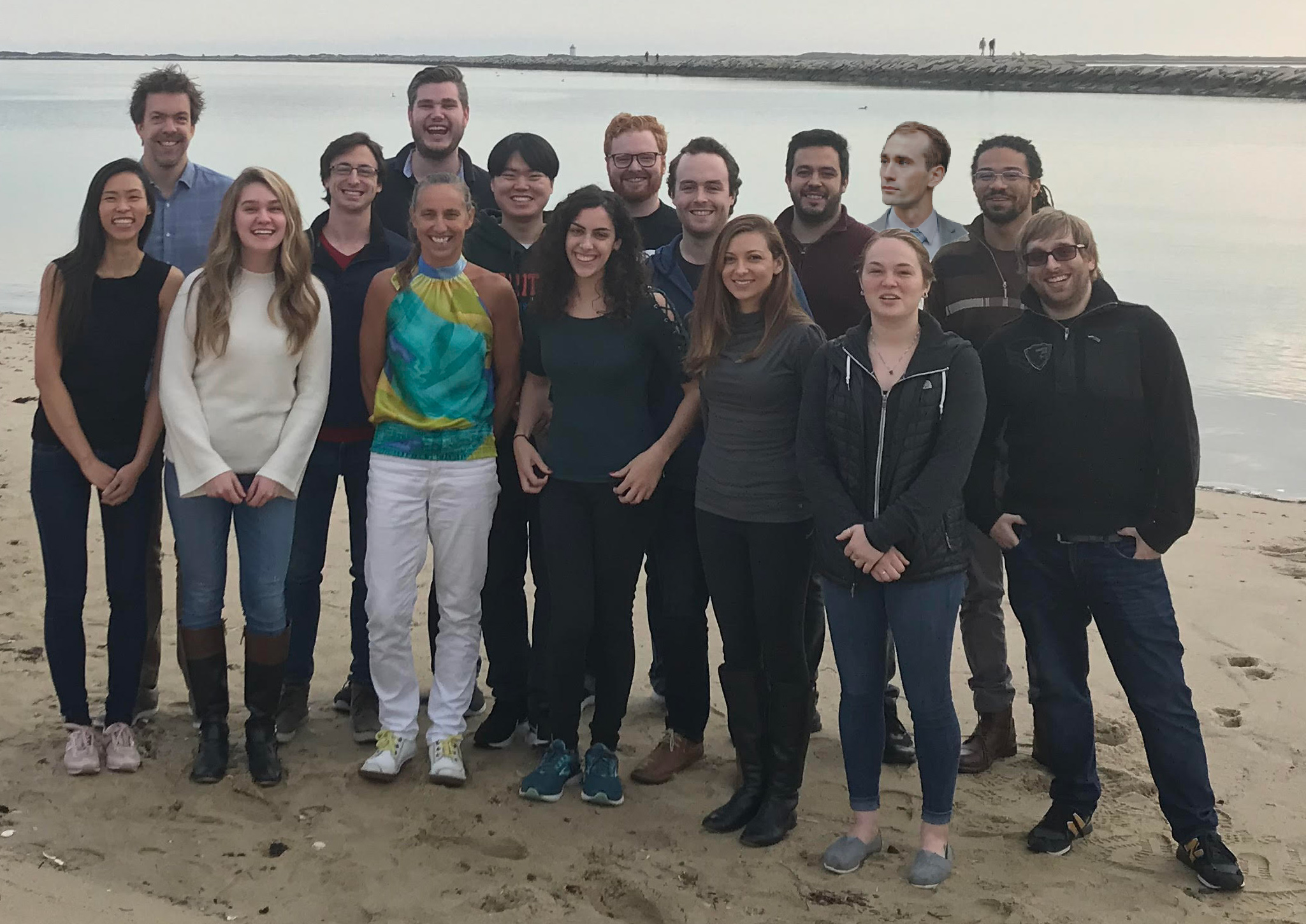 Kern Lab group picture